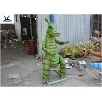 China Animatronic Waterproof Dinosaur Lawn Statue For Outside Garden Decoration wholesale