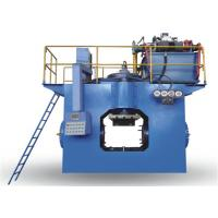 China 22KW Stainless Steel Elbow Forming Machine Pushing Force 600 - 5000KN Stable Functioning wholesale