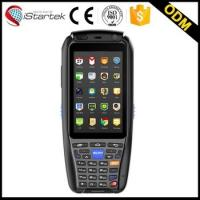 China Good quality handheld V8 rugged ip65 andrioid 4.4 portable nfc pda wholesale