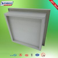 China HVAC System Air Purifier Hepa Filter Large Air Volume With Single Head on sale