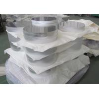 China Temper O Blank Aluminium Discs 100mm Dia , Stamping Aluminum Wafer Alloy 1050 / 3005 wholesale