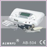 China 3 in 1 skin srcubber and ultrasonic beauty salon equipment wholesale