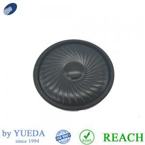 China Black Round Small Raw Audio Speakers 50mm Headphone Earphone Mylar Speaker on sale