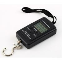 China 40kg/10g Portable Hanging Electronic Weighting Scale Black wholesale