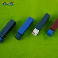 1:150 scale 8cm long architectural model plastic miniature Container truck trailer for model building train layout