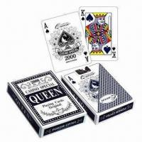 China Promotional Playing Cards, Made of Paper wholesale