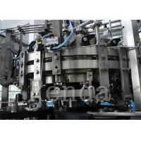 China Hot Fruit Juice Can Filling Machine 2-In-1 Filling And Capping Machine 6000 BPH on sale