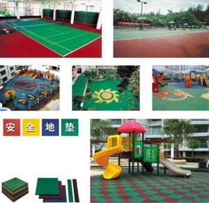 Playground Safety Surface