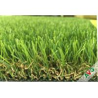 China Thick 8000Dtex Outdoor Artificial Grass , Sport Court Field Tuef wholesale