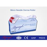 China Facial Anti - Aging Therapy Micro Needle Derma Roller 540 Dermaroller wholesale