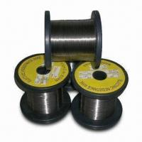China Electric Resistance Wires, Used for Production of Heating Elements wholesale
