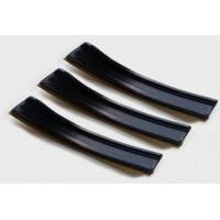 China Customized Rubber Sealing Strip , Butyl Rubber Swiggle Spacer OEM on sale