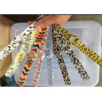 China Custom Water Transfered Rubber Watch Straps With Slap Watch Band wholesale