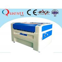 China 80 Watt Co2 Laser Engraving Cutting Machine Stable / Durable Offline Control Operation on sale