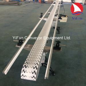 China FlexMove Plastic Slat Chain Conveyor wholesale
