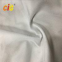 China Mesh Fabric Lining Knitted 100% Polyester Fabric For School Uniform on sale