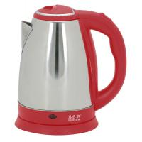 China Smart Cordless Electric Tea Kettle Food Grade Smooth Metal Electric Tea Kettle on sale
