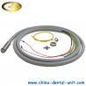 Dental Silicone Tube Hose Tubing 6 Hole Fiber Optic  tube LED High Speed Handpiece