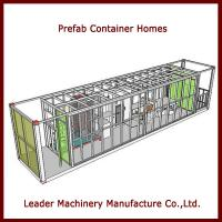 China Prefab Shipping Container Homes , Modular Container Accommodation wholesale