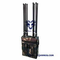 Buy cheap Long Life Span Bomb Signal Jammer 8 Bands For Administrative Law Enforcement from wholesalers
