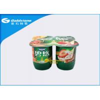 China No Bubble Custom Paper Labels With Excellent Performance 1 - 10 Colors Printing on sale