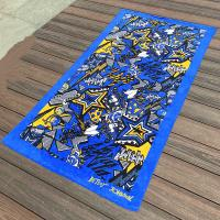 China Young People Promotional Beach Towels Fastness And Non - Toxic Dyestuff wholesale
