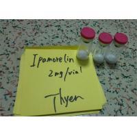 Skype(simeiquan-zhang) Weight Loss Steroids Ipamorelin 2mg/vial Mr.Thyen