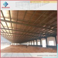 China Light Steel Construction Design Prefabricated Steel Structure Warehouse on sale