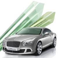 China High quality 2ply SRC plastic solar metal window film in 1.52*30m wholesale