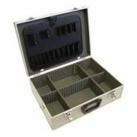 China High Performance Aluminium Tool Case Various Colors With Removable Divider on sale