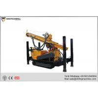 China Multi Functional Water Well Drilling Rig , Well Water Drilling Equipment 300 Meters Depth wholesale