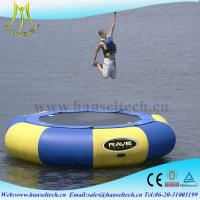 China Hansel fantastic PVC inflatable castle bed for outdoor activity wholesale