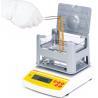 Leading Manufacturer NEW  Design Quarrz Digital Electronic Gold Analyzer , Gold Karat Tester with Printer AU-600K