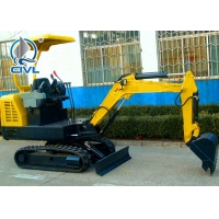 China XCMG Compactor Hydraulic Crawler  Excavator XE15 With 3f Cylinders Operating weight is1640KG wholesale