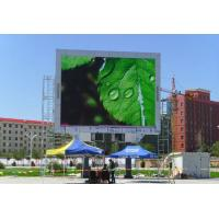 China Smd Outdoor P10 High Definition Led Display , Outdoor Led Display Board 14-16 Bit wholesale