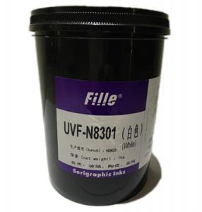 Buy cheap 印刷の消耗品のPE/FILLEを/LED証明される紫外線スクリーンの印刷インキROHS選別して下さい from wholesalers