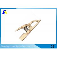 China All Brass Material Welding Earth Clamp 200A Ground Welding Electrode Holder on sale