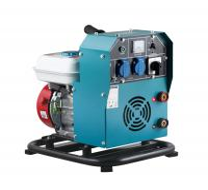 China 60Hz 3600rpm Gasoline Powered Welder , Welding Generator Set 130 / 160A wholesale