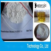 China Hormone Nandrolone Decanoate Steroid / Deca-Durabolin for Muscle Building wholesale