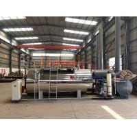 Packaging Industry Use Horizontal Steam Boiler WNS Series 1 Ton Type