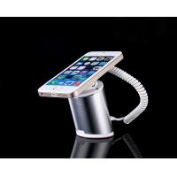 COMER anti theft security mobile alarming plastic magnetic display holder with charging
