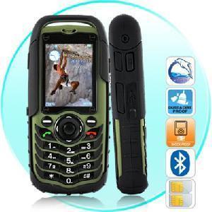 China Fortis - Rugged Waterproof, Dustproof, Shockproof Mobile Phone (Dual SIM, Worldwide Triband GSM) wholesale