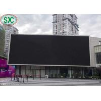 Buy cheap P4.81 Electronic LED Billboards Full Color 1/13 Scan High Resolution IP65 Waterproof from wholesalers