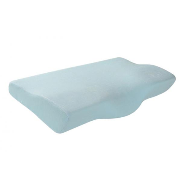 Quality Bamboo Hotel Comfort King Size Memory Foam Pillow , Polyurethane Pillows for sale