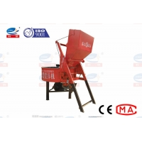 China Hand Control 250L Grout Mixer Machine For House Construction wholesale