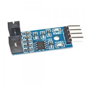 China LM393 Sensors For Arduino IR Optocoupler Motor Speed Sensor Module wholesale