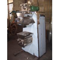 China Double Chamber Wet Granulator Machine For Pharmaceutical SS Powder Drink wholesale