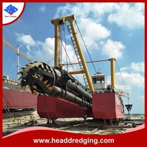 China Sand dredger/gold dredger/cutter suction dredger wholesale