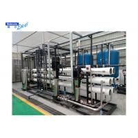 China CE Passed Reverse Osmosis Water Treatment Plant for Chemical Processing on sale