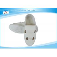 China Canvas Or Leather Four Holes Operating Room Footwear / Anti static Footwear Nurse Medical Use wholesale